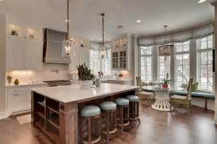 Decorating Ideas For Kitchen Breakfast Area D 233 Coration Fen 234 Tre En Saillie 50 Inspirations Pour L