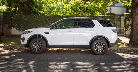 land rover sports car 2017 land rover discovery sport se si4 review caradvice