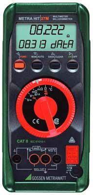 test diode foudre milliohmm 232 tre de pr 233 cision et multim 232 tre metra hit 27m