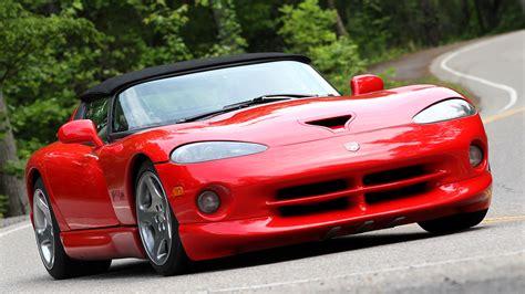 dodge viper rt roadster car  catalog