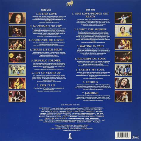 Cd The Wailers The Best Of Bob Marley Band bob marley the wailers quot legend the best of bob marley