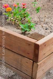 What Type Of Wood Is Best For Raised Garden Beds - raised bed construction