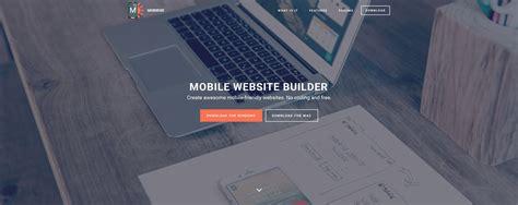 3 mobile website responsive mobile website builder