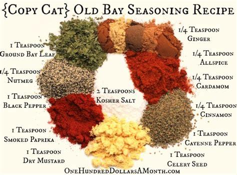 homemade old bay seasoning recipe dishmaps