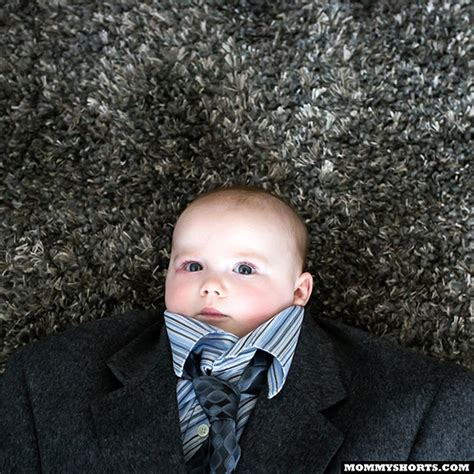 Suit Baby Meme - baby suiting a photo meme where babies are dressed in