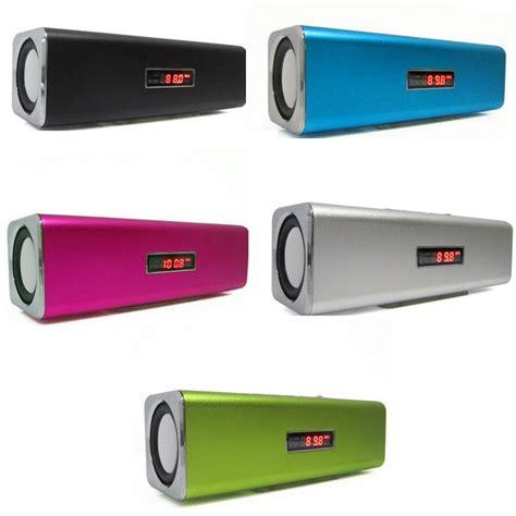 Portable Speaker Meeting Bluetooth Usb Memori Free Mi Limited jh md05 mini portable speaker support tf usb