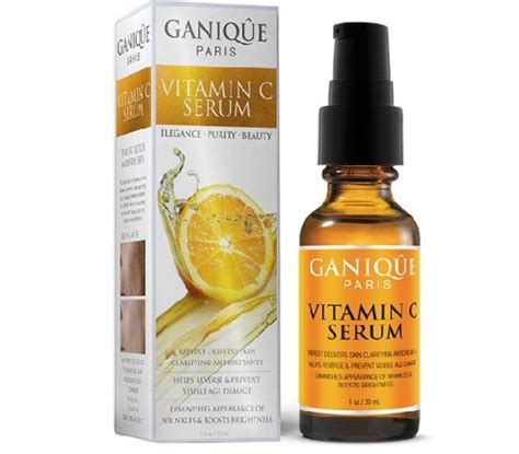 Serum Vitamin C Mustika Ratu ganique vitamin c serum