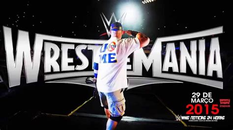 theme song wrestlemania 31 wrestlemania 31 2nd official theme song quot money and the