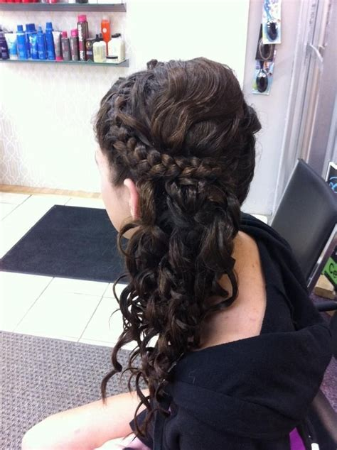 hairstyles for long hair with side braids 8 chic side braid hairstyles popular haircuts