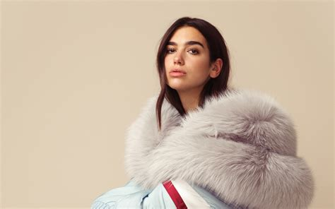 dua lipa hd wallpaper dua lipa british singer full hd 2k wallpaper
