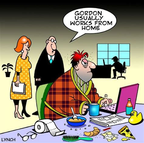 Volunteer Work From Home Online - 17 best images about work from home cartoons on pinterest