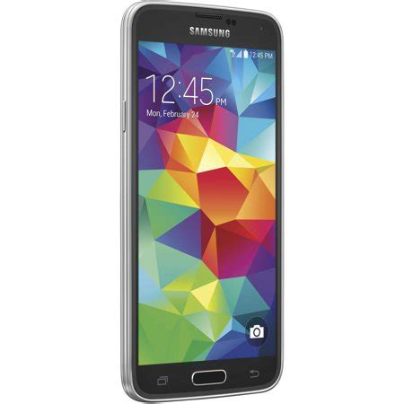 samsung galaxy s5 mobile t mobile samsung galaxy s5 prepaid smartphone walmart