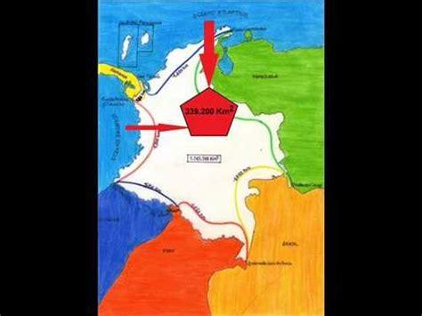 imagenes frontera venezuela colombia fronteras extension territorial de colombia youtube