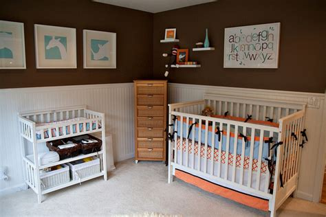 Crib Setup by Nursery Furniture And Decorating Ideas Create A Space