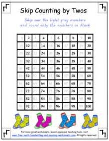 counting in twos worksheet boxfirepress