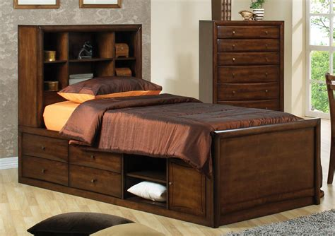 youth bed mattress scott youth captains bed statement furnishings outlet