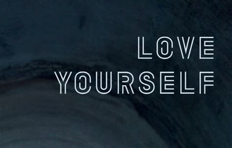bts love yourself album download bts love yourself poster font kpopfonts com