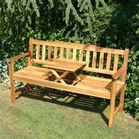 garden bench with table in middle garden bench with table in middle incline bench press