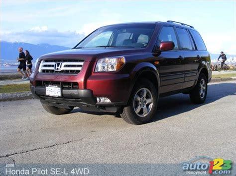 2008 Honda Pilot Reviews by Honda Pilot 2008 Review Html Autos Post