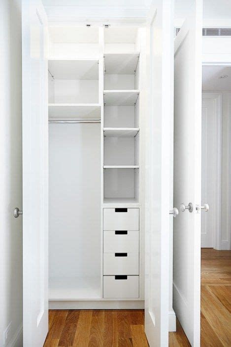 small closet  organizing masterpiece
