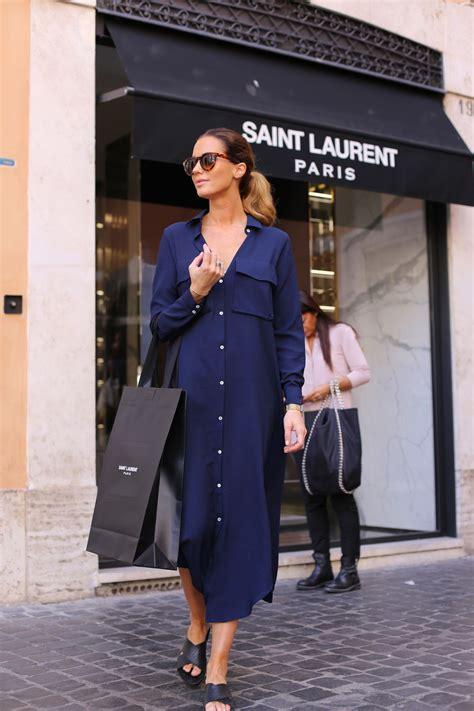 feminine ways  wear  shirtdress glam radar
