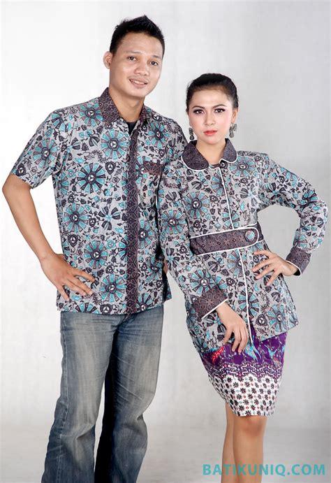 Batik Tosca batik sarimbit pekalongan tosca bpe 7 batikuniq