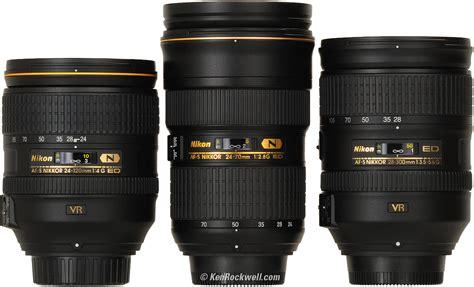 Nikon 24 70mm F 2 8 G N Condition 7255 1 nikon 24 120mm f 4 vr g
