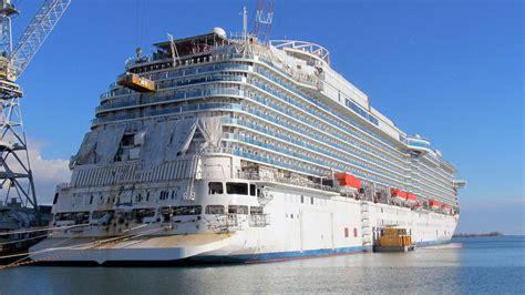 regal princess regal princess shipyard photo tour popular cruising