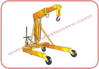 mobile floor crane catalogue hydraulic mobile floor crane india manufacturer exporter