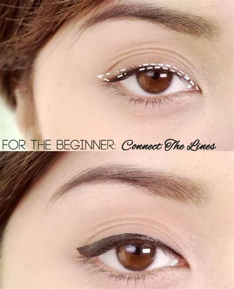 liquid eyeliner tutorial dailymotion 25 best ideas about how to put eyeliner on pinterest