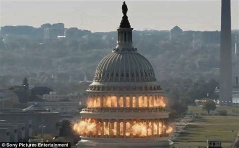 white house burned down white house down channing tatum battles to save jamie foxx s president in explosive