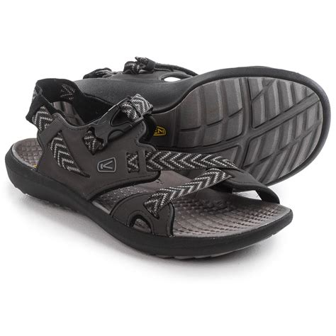 mens keen slippers keen maupin sport sandals for save 44