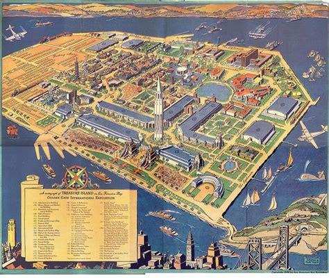 san francisco map high resolution high resolution treasure island world s fair map