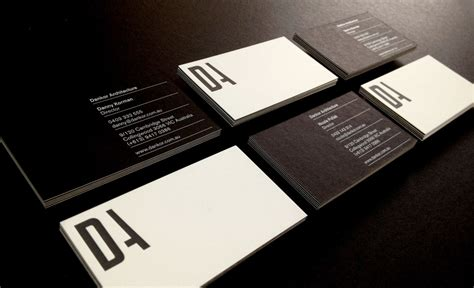 architectural business cards taylord press taylord press