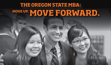 Oregon State Mba by Mba Information Events College Of Business Oregon