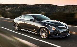 Cadillac Sedan 2018 Cadillac Ats V Changes Release Date Price Engine