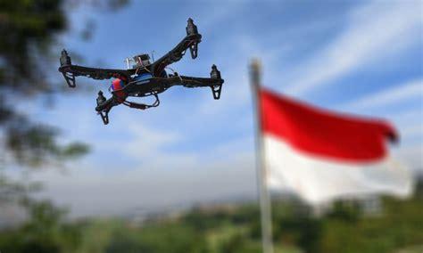 Drone Termahal Di Indonesia menilik potensi dan regulasi penggunaan drone di indonesia