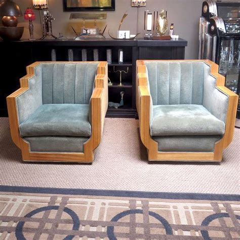 deco style sofa art deco style sofa set in two toned mohair at 1stdibs