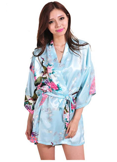 popular black satin dressing gown buy cheap black satin popular silk robes buy cheap silk robes lots
