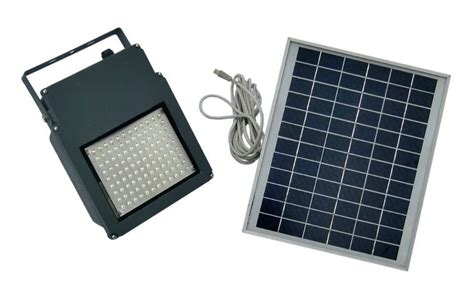 solar led flood lights what to expect from led solar flood lights