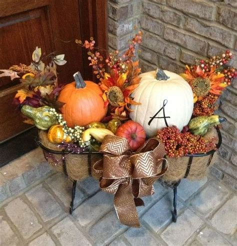 18 flawless fall decorations to prepare the home for the
