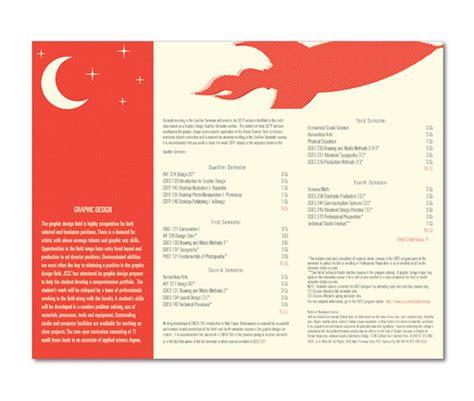 jccc layout jccc graphic design brochure on behance