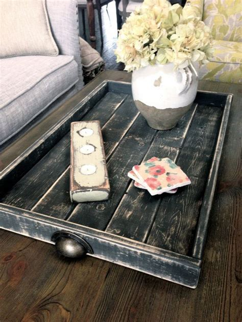 ottoman tray decoration ideas best 25 ottoman tray ideas on pinterest trays