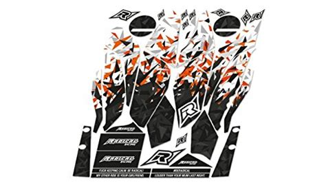 duke 125 dekor dekor aufkleber kit radical racing camouflage ktm duke