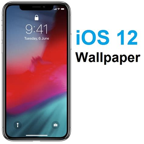 the new default ios 12 wallpaper for iphone and mac iphonetricks org
