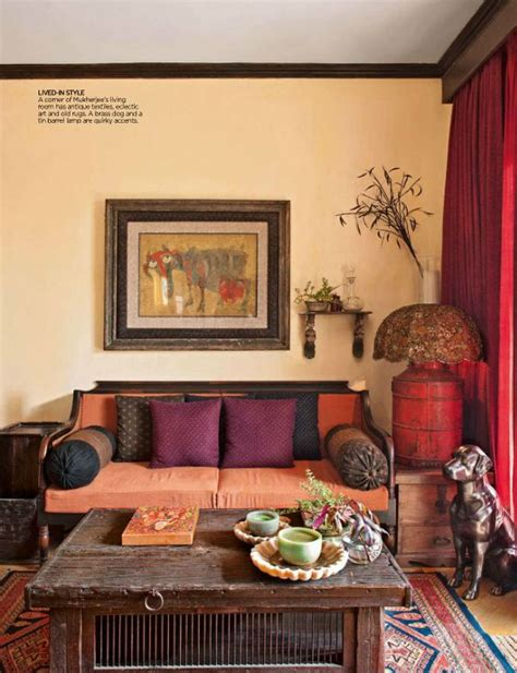 Ethnic Indian Living Room Designs by Indian Homes Indian Decor Traditional Indian Interiors