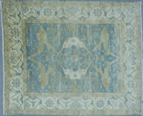 rug gallery inc indian oushak 8 2 quot x 9 9 quot