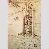 Leonardo Da Vinci Drawing Mechanical | 340 x 500 jpeg 50kB