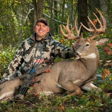 Mn Records Minnesota Nontypical Buck Might Be State Record