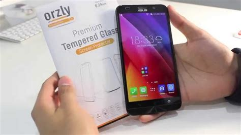 Tempered Glass Screen Protection For Asus Zenfone 2 Laser 5in tempered glass screen protector for the asus zenfone 2